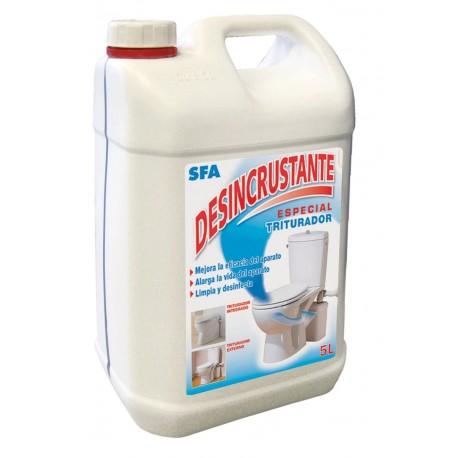 Desincrustante para trituradores y bombas daf tienda for Bomba trituradora sanitrit